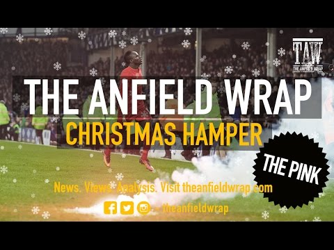 TAW Christmas Hamper - The Pink: Everton 0-1 Liverpool