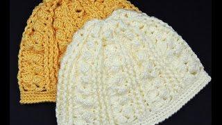 Crochet: Gorro en Relieve