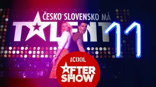 AFTER SHOW #11 – ČESKO SLOVENSKO MÁ TALENT 2019