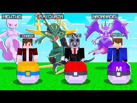 Minecraft : Pokemon