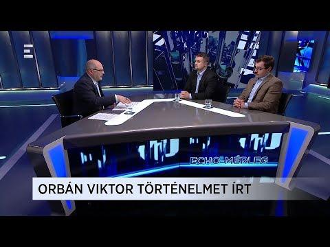 Orbán Viktor történelmet írt - Szabó Dávid, Szánthó Miklós - ECHO TV