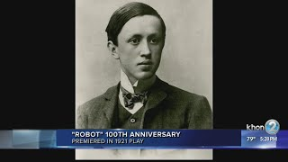 Karel Čapek's 'Robots' celebrates its 100th anniversary