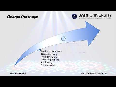Bachelor of Science (BSc) - (Interior Design) at JAIN UNIVERSITY, Banglore