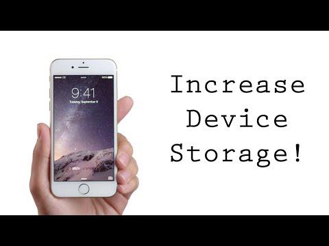 Increase Storage/Clean Up Your iPhone/iPad/iPod (Jailbroken)