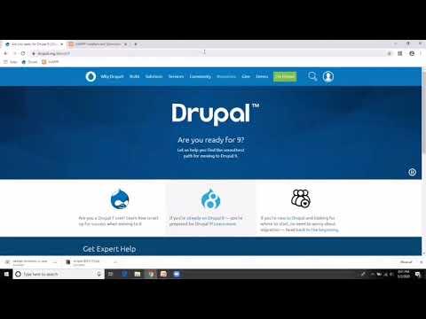 DRUPAL AS A CONTENT MANAGEMENT SYSTEM By Dr. D. Vinod Kumar