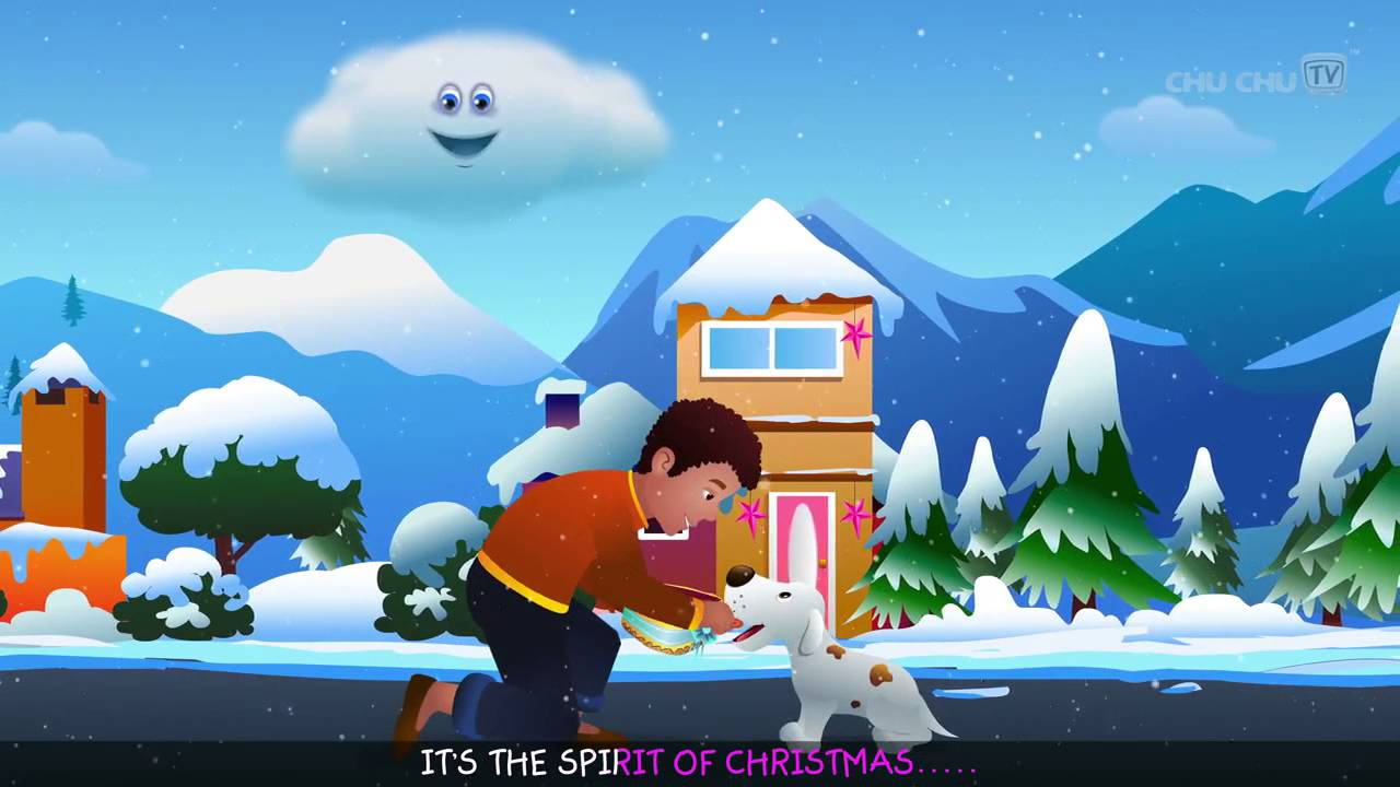 The Spirit of Christmas   Santa Claus Is Coming To Town   Christmas Songs For Children by ChuChu TV