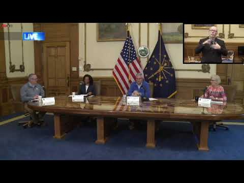 Gov. Holcomb Provides May 18 Update On COVID-19 Fight
