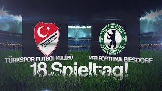 [18.Spieltag/Landesliga]TÜRKSPOR FUTBOL KULÜBÜ -  VFB FORTUNA BIESDORF