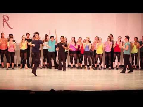 2014 Summer Ballet Intensive at The Rock School for Dance Education - Episode 1