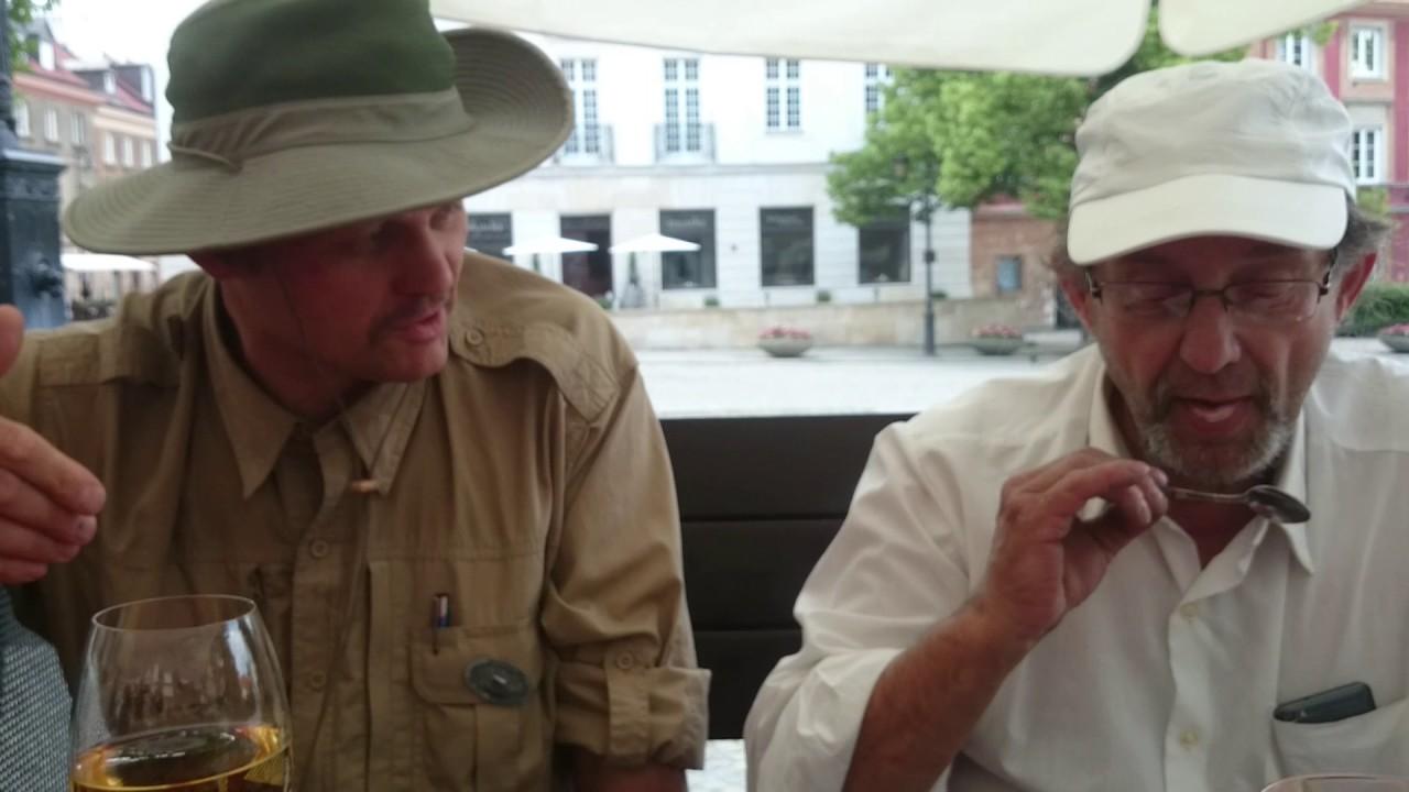 M.Poręba i B.Szenicer w polemice przy kawce