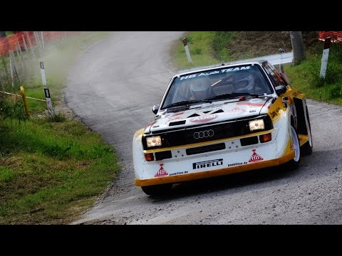13° Rallylegend 2015 CRASH, JUMPS & SHOW [HD] PURE SOUND