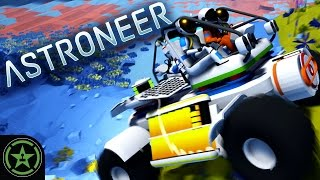Let's Play - Astroneer: Get Trucked! thumbnail