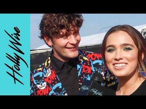 Haley Lu Richardson & Brett Dier Tell Us How They REALLY Feel About Cole Sprouse   Hollywire