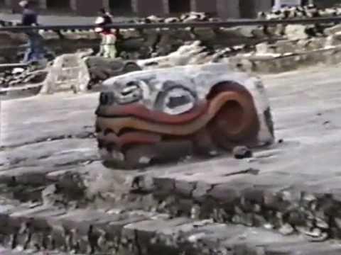 Mexico Trip - Part 3 - Templo Mayor
