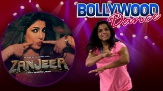 Pinky || Full Song Dance Steps || Zanjeer