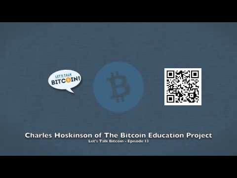 Charles Hoskinson Of The Bitcoin Education Project