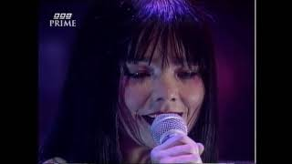Björk Hyperballad +  Venus As A Boy + Possible Maybe Live Later With Jools Holland 1995