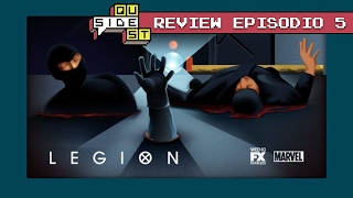 legion fx 1x05 chapter 5 review e teorias