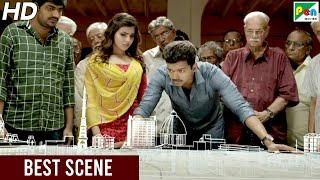 Jeevanand's Master Plan - Best Scene | Khakhi Aur Khiladi | Hindi Dubbed Movie | Samantha, Vijay
