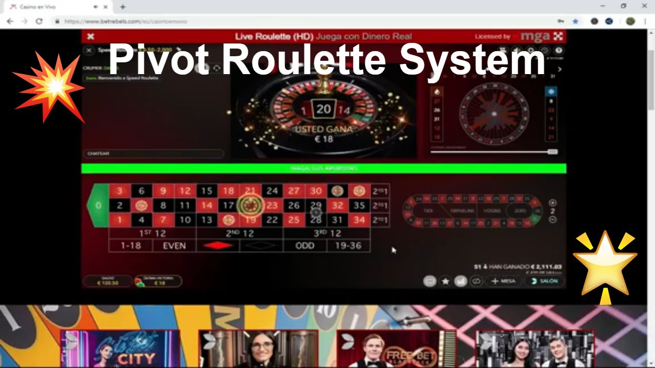 System Roulette Youtube