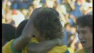 04/01/1981 ARGENTINA v BRAZIL