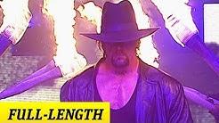 The Undertaker's WrestleMania XX Entrance