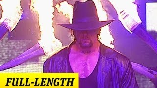 The Undertaker's WrestleMania XX Entrance