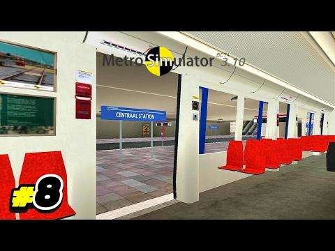 Playing Metro Simulator #8