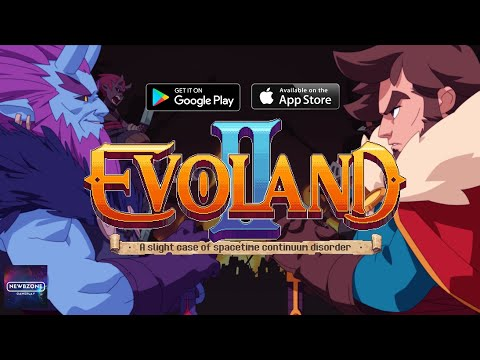 Evoland 2 Gameplay (Android & IOS)