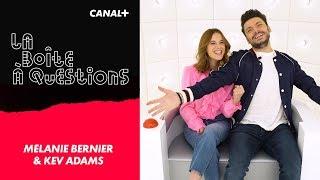La Boîte à Questions de Kev Adams & Mélanie Bernier – 16/04/2018