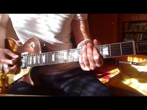 Guns N' Roses – Ain't It Fun (Guitar Cover) [HD]