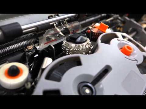 IBM Selectric II typewriter repairs