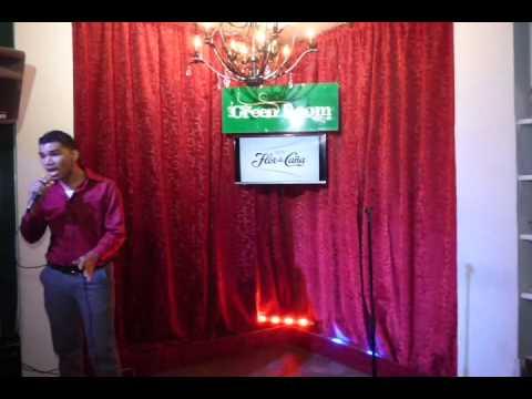 RODERICK-THE CLIMB - JOE  MCELDERRY-Karaoke World Championships PANAMA