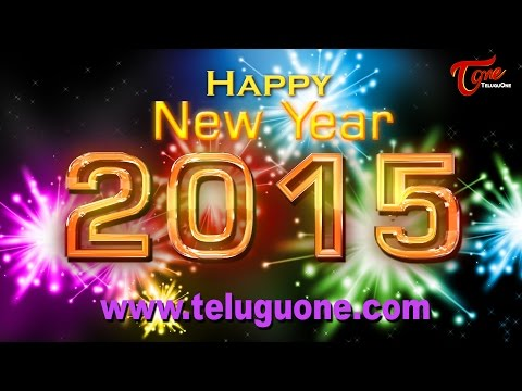 Happy New Year || 2015 Best New Year Greetings