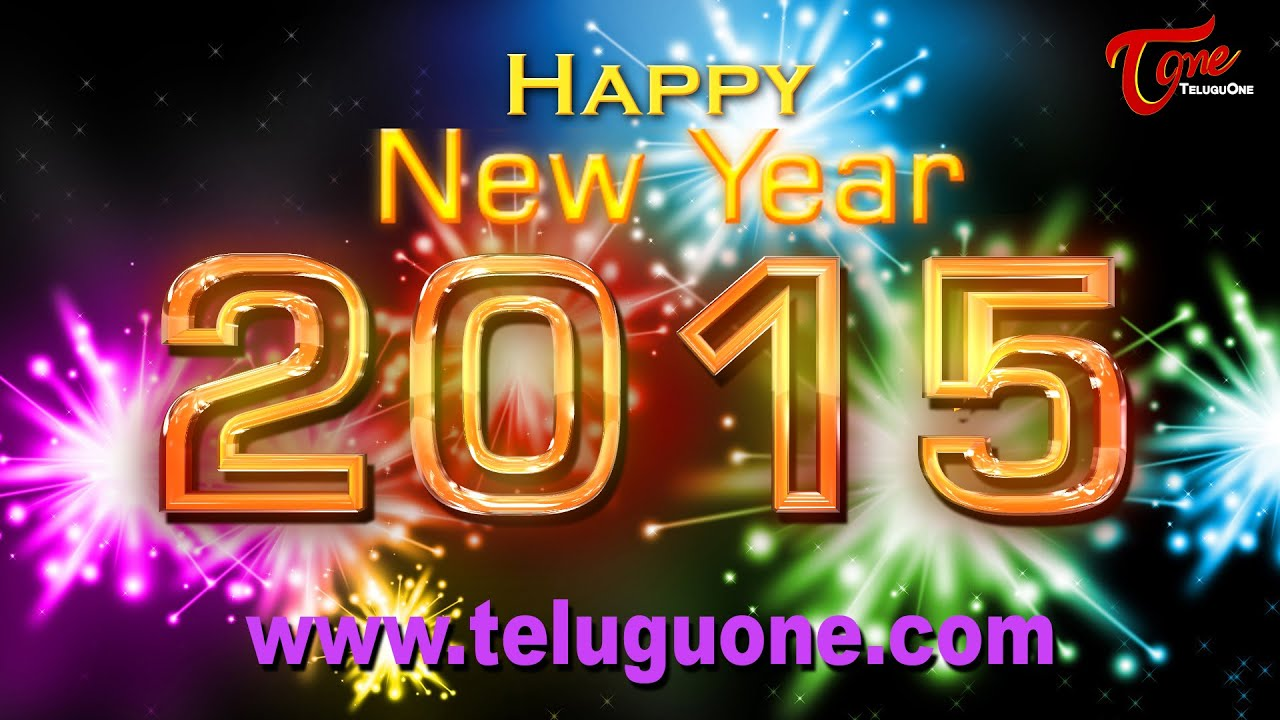 Happy New Year 2015 Best New Year Greetings Youtube
