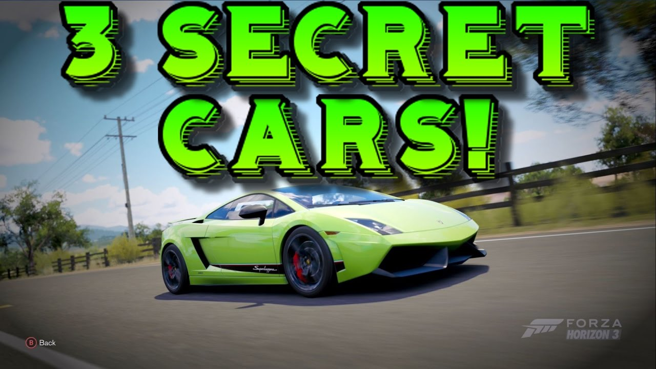 How To Buy Unicorn Cars In Forza