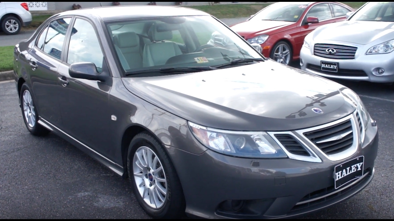 2008 Saab 9 3 2 0t Walkaround Start Up Tour And Overview