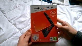 Deballage/Unboxing (FR) - New Nintendo 3DS XL Orange