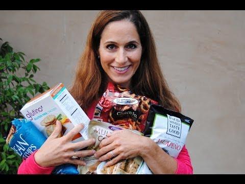 my review of GLUTEN-FREE snacks: gluten-free series, episode 1