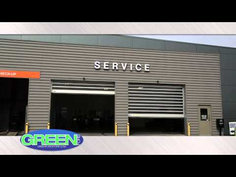 Green Ford Service Department