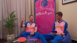 Royal Chat With Steve Smith | IPL 2019 | Rajasthan Royals thumbnail