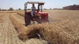 97797-88191,98763-05060 Gehu katne ka machine,wheat cutter, Punjab reaper thumbnail