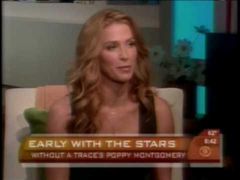 poppy montgomery- interview