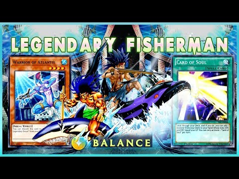 LEGENDARY FISHERMAN SSA - BALANCE [ Yu-Gi-Oh! Duel Links ]