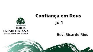 2020 03 22 Pregação live
