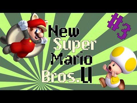 Twice Baked Bread - Escape Pod - New Super Mario Bros. U EP.3  (Feat. Alicia-Rose Ethier)