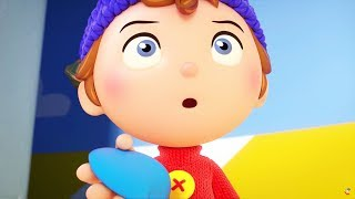 Noddy Toyland Detective | The Case of Bumpy's Burst Ball | Full Episodes | Videos For Kids thumbnail