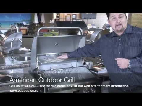 OC BBQ Plus American Outdoor Grill