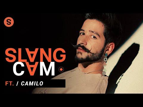 Camilo sobre meditación, cómo cambió su vida y la creación de su álbum 'Por Primera Vez' | SlangCam