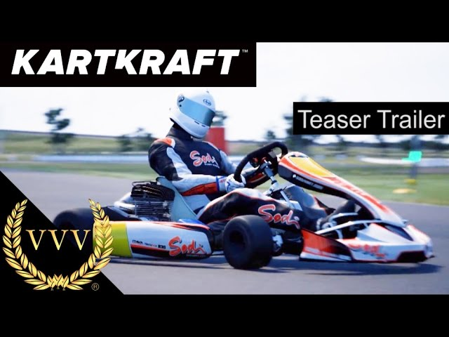 KartKraft In Game Teaser Trailer